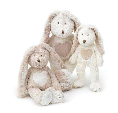 Teddy Cream Rabbit, small, white