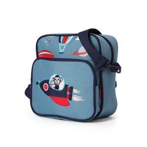 Junior mess. bag Space Monkey